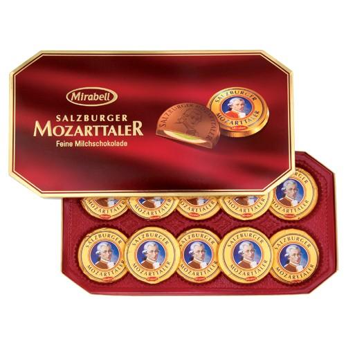 Конфеты Mirabell в подарочной упаковке (медальоны) , 200 г