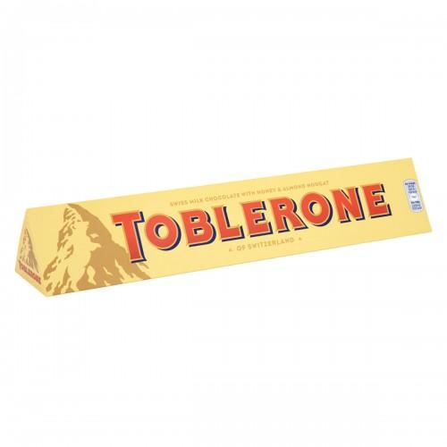 Конфеты Toblerone молочный, 50 г