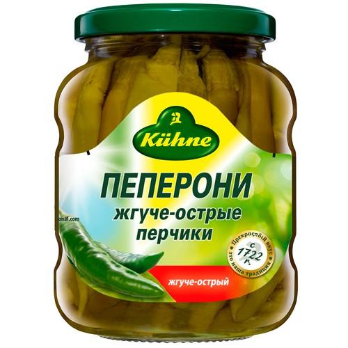 Перец Пеперони Carl Kuhne, 370 г