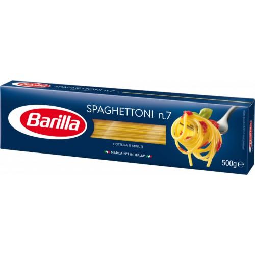 Макаронные изделия Barilla Spaghettoni №7, 500 г