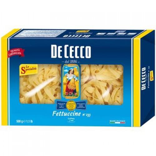 Макаронные изделия De Cecco