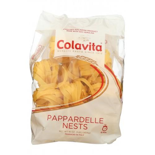 Макаронные изделия Colavita Pappardelle Nests, 500 г