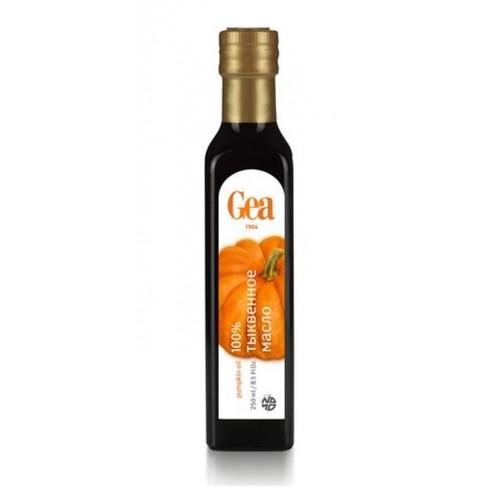 Масло тыквенное натуральное GEA 100% пищевое, 250 мл