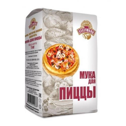 Мука для пиццы Аладушкин, 1 кг