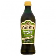 Масло оливковое Filippo Berio Extra Virgin, 1000 ml.