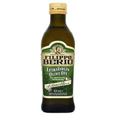 Масло оливковое Filippo Berio Extra Virgin, 500 ml.