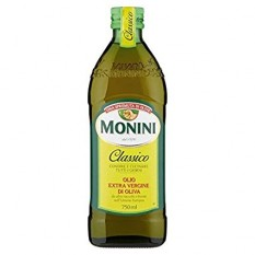 Масло оливковое Monini Extra Virgin Classico, 750 ml.