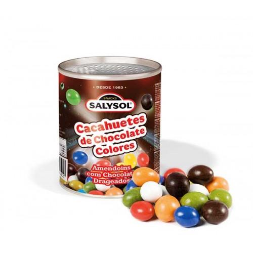 Драже цветное арахис в шоколаде Salysol, 60 г