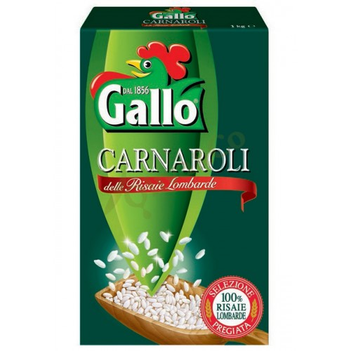 Рис Ризотто Riso Gallo Carnaroli, 500 г
