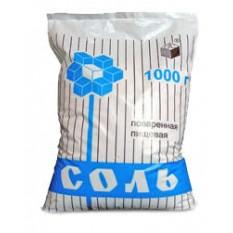 Соль пищевая помол №1 Артемсоль , 1 кг