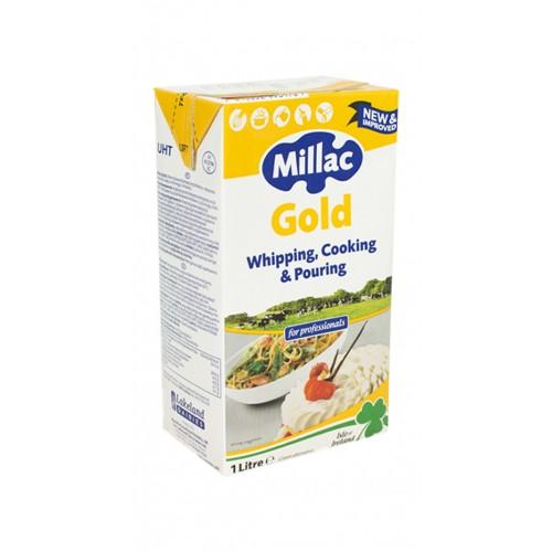 Сливки Millac Gold 33%, 1000 мл