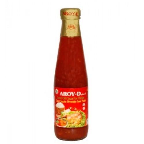 Соус Aroy-D сладкий Чили для курицы, 350 г