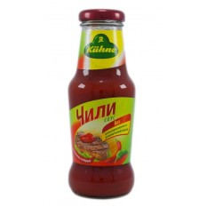Соус Carl Kuhne Chilli, 250 ml.