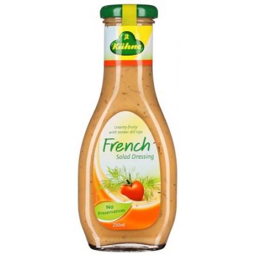 Соус салатный Carl Kuhne French, 250 ml.