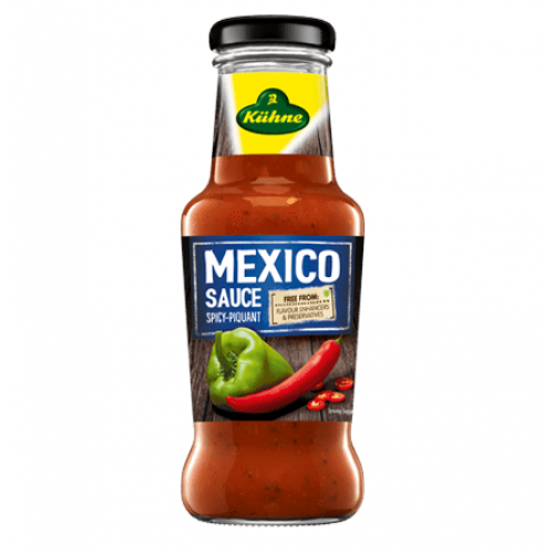 Соус Carl Kuhne Mexico, 250 ml.