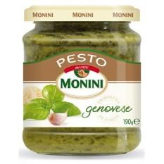 Соус Песто Monini Genovese, 190 г.