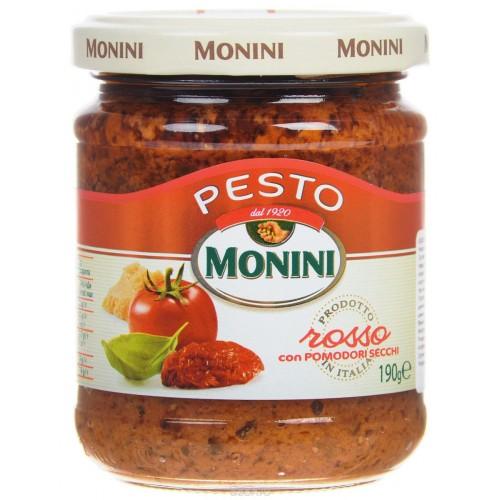 Соус Песто Monini Rosso, 190 г.
