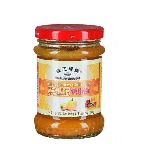 Соус из хайнаньского перца чили латерн Pearl River Bridge, 240 мл