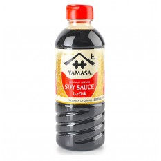 Соевый соус Yamasa Natural Brewed, 500 мл