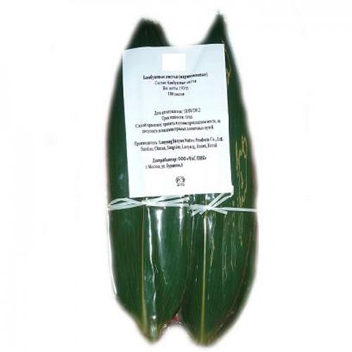 Лист бамбука подсоленные, 193 гр
