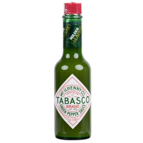 Соус Tabasco green, 60 ml