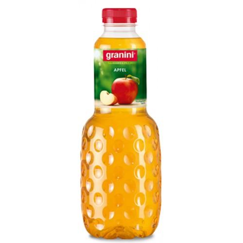 Сок Granini Яблочный, пластик, 1 л