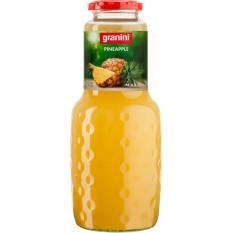 Нектар Granini Ананасовый, стекло, 1 л