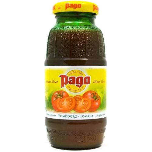 Сок Pago Томат, 0,2 л