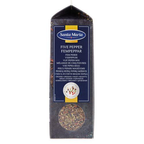 Смесь из пяти видов перца Santa Maria, 190 гр