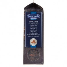 Анис звёздчатый (бадьян) Santa Maria, 160 гр