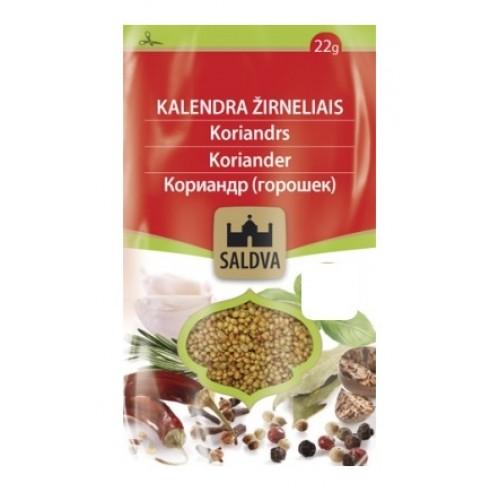 Кориандр (целый)  Saldva, 22 гр