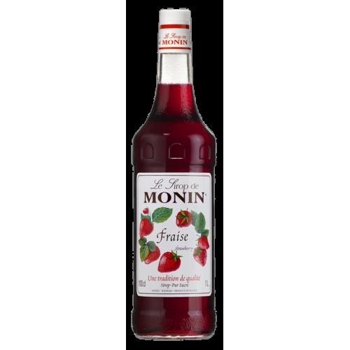 Monin Клубника, 1000 ml.