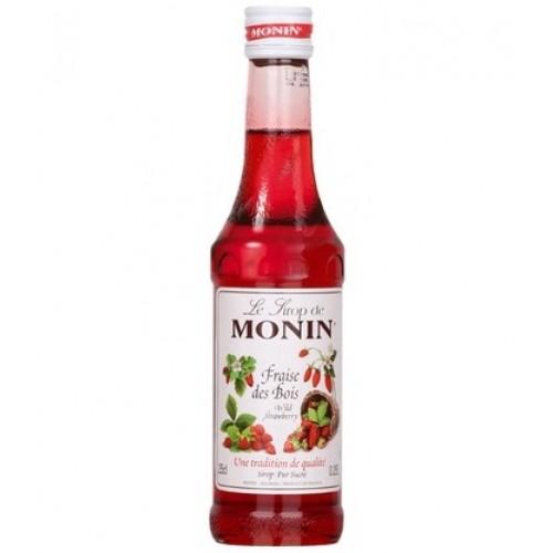 Monin Земляника, 250 ml.