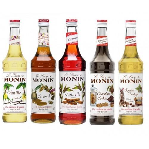 Кофейный Набор Monin 50ml, 5 бут