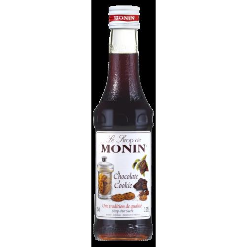 Monin Шоколадное печенье, 250 ml.