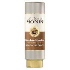 Monin Топпинг Шоколадно-ореховый, 500 ml.