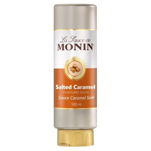 Monin Соленая карамель, 500 ml.