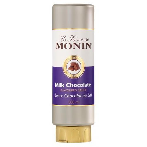 Monin Топпинг Молочный шоколад, 500 ml.