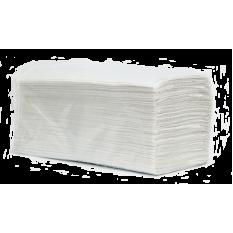 Полотенца Дили Дом листовые сложения ZZ целлюлоза 1 слой, 250 лист/упак