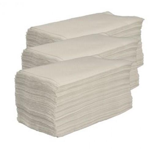 Полотенца Дили Дом листовые сложения ZZ 1 слой, 200 лист/упак