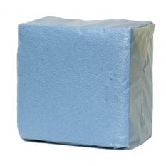 Салфетки Дили Дом М 1 слой синие, 100 листов