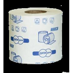 Бумага туалетная Дили Дом в рулонах 1 слой, 45-50 м