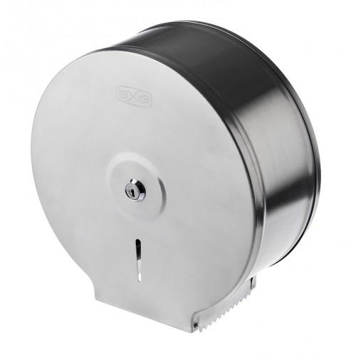Держатель для туалетной бумаги металлический хромированный G-TEQ Savol