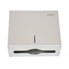 Держатель для бумажных полотенец металлический хромированный G-TEQ 8956, 300-500 листов