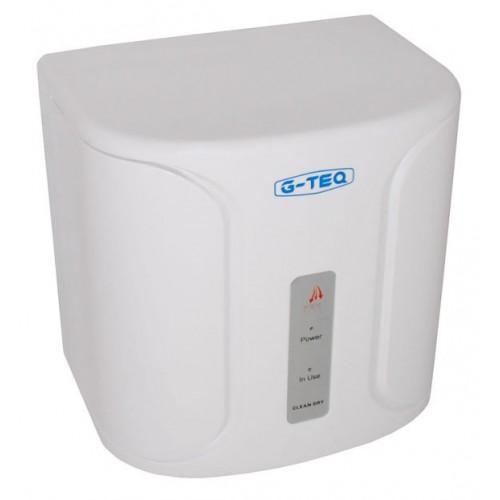 Сушилка для рук скоростная G-TEQ 8801 PW 1 кВт пластик