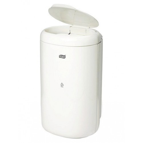 Корзина для мусора Tork 50л, белая