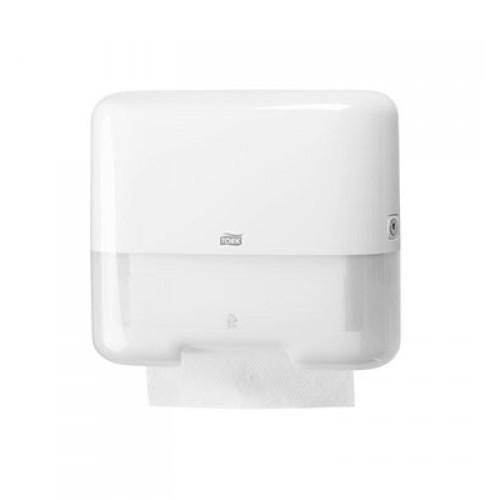 Диспенсер Tork листовых полотенец ZZ/C сложения Mini, белый
