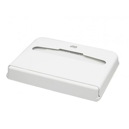 Диспенсер Tork для бумажных покрытий на унитаз, белый