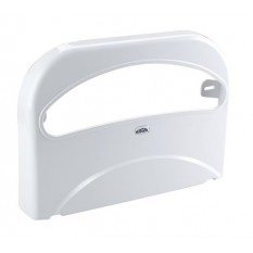 Диспенсер для бумажных покрытий на унитаз белый Uctem Plas