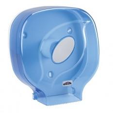 Диспенсер для туалетной бумаги в больших рулонах прозрачный Uctem Plas